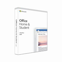 Office Home and Student 2019 English APAC EM Medialess (79G-05066)