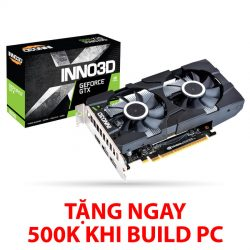 VGA INNO3D GTX 1650 TWIN X2 OC 4GB