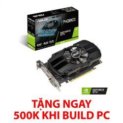 ASUS PHOENIX GTX 1650 OC 4GB GDDR6
