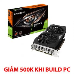 GIGABYTE GTX 1660 6GB OC