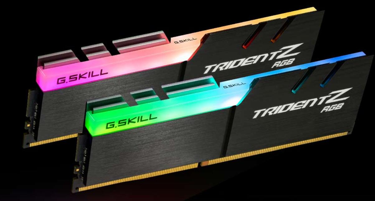 Bộ nhớ DDR4 G.Skill 8GB (3000) F4-3000C16S-8GTZR (Đen) đem đến tốc độ vượt trội cho hệ thống của bạn