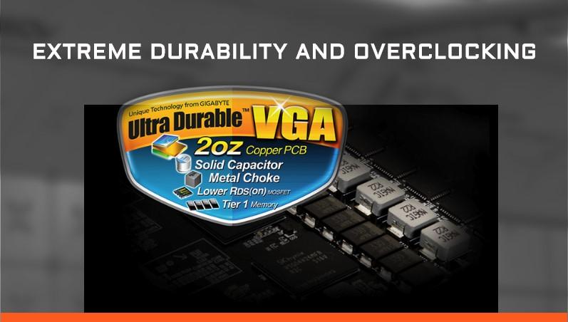 GIGABYTE GeForce GTX 1650 4GB GDDR5 WindForce OC