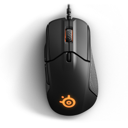 Mouse SteelSeries Rival 310 Black (RGB) (62433)