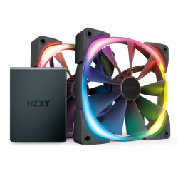 NZXT AER RGB 2 TWIN STARTER 120MM * SP Mới