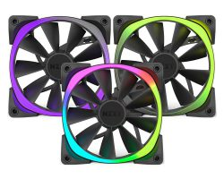 NZXT AER RGB 140MM TRIPLE PACK