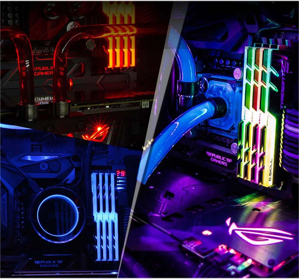 DDR4 Trident Z RGB