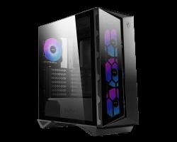 Case MSI MPG GUNGNIR 110R (ATX) Tặng Kèm 4 Fan MSI RGB