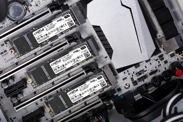SSD Crucial P1 500GB M.2 2280