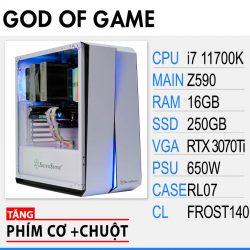 SP – GOD OF GAME