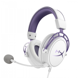 TAI NGHE HYPERX CLOUD ALPHA PURPLE  HX-HSCA-PL