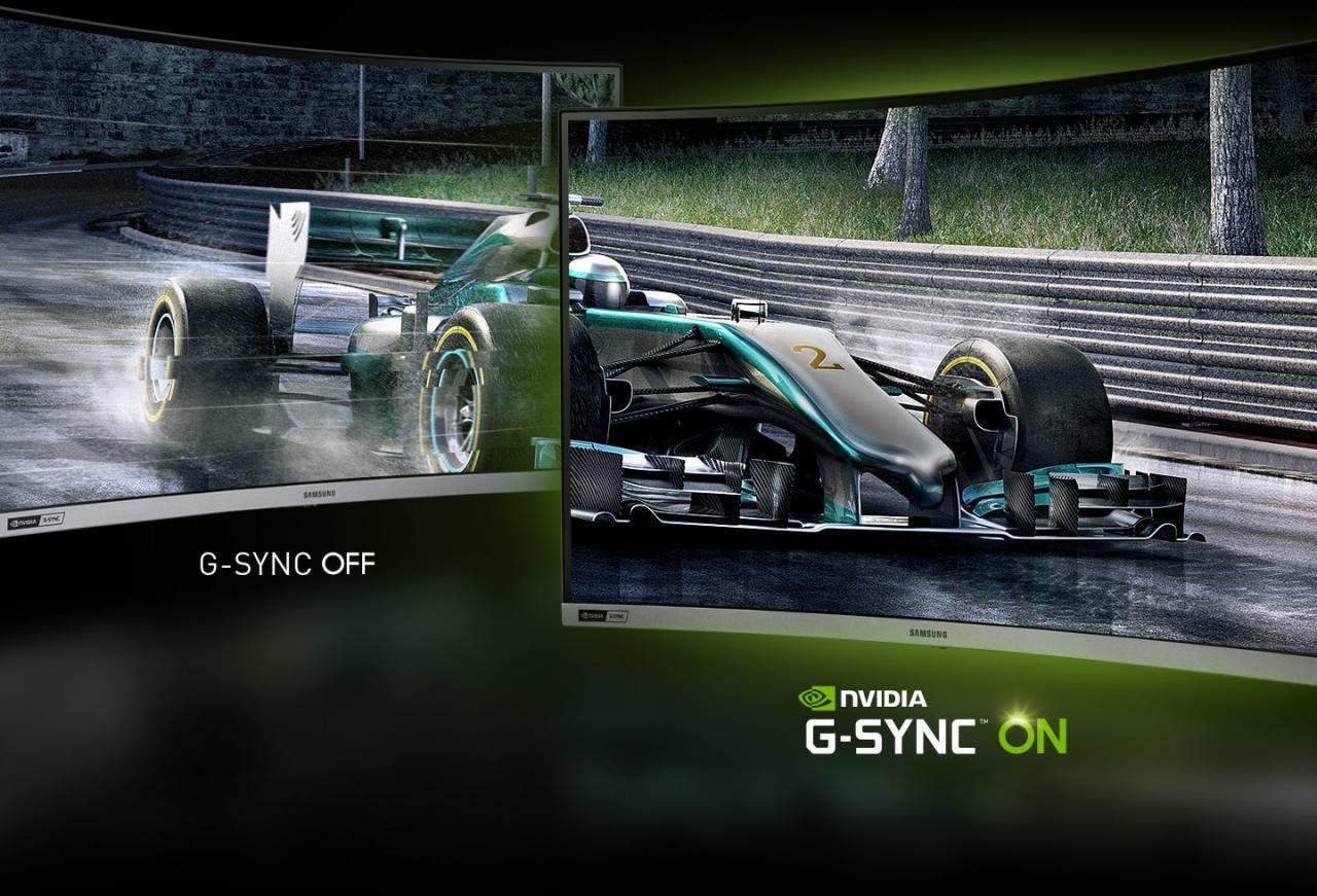 Tận Hưởng Công Nghệ G-Sync