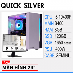 SP – QUICK SILVER