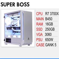 SP – SUPER  BOSS