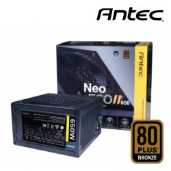 Antec Neo ECO II 650W- 80 Plus Bronze