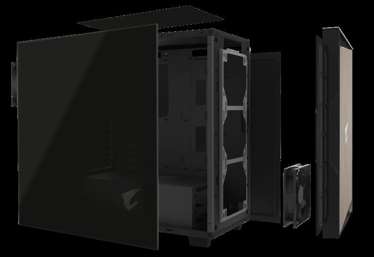 Case Gigabyte AORUS AC300G GLASS