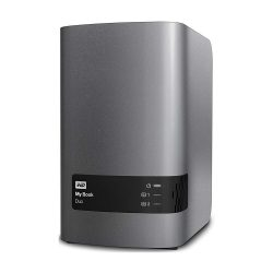 Ổ cứng WD My Book Duo 20TB  – 3.5″ USB 3.0