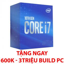 Intel Core I7-10700 (2.9 up to 4.8Ghz/ 8 nhân 16 luồng/ sk 1200)