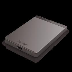 Lexar SL200 Portable Slim SSD 512GB