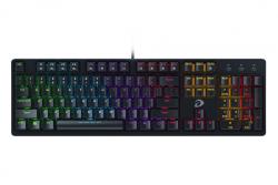 Bàn phím cơ Gaming DAREU EK1280s 104KEY (MULTI LED, Blue/ Brown/ Red D switch)