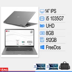 Laptop LG Gram 14ZD90N-V.AX55A5