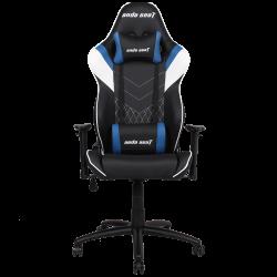 Ghế Anda Seat Assassin V2 Black/White/Blue