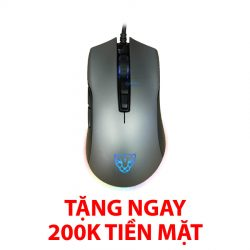Chuột Motospeed V70 RGB Backlight