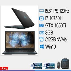 LAPTOP DELL GAMING G3 15 3500 (G3500A)