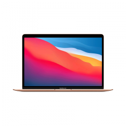 Apple Macbook Air 13 (MGND3SA/A) (Apple M1/8GB RAM/256GB SSD/13.3 inch IPS/Mac OS/Gold)